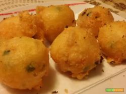 Crocchette di formaggio cheddar e jalapeo