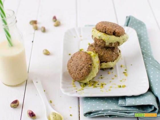 Biscotto gelato: una dolcissima e freschissima idea per le sere d'estate