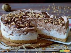 Torta Fredda Ricotta e Nutella