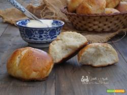 Panini al burro molto buoni