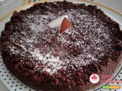 Sbriciolata cioccolata e cocco