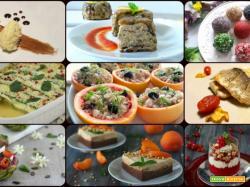 Menù di ferragosto 2017 Classico vegetariano o vegano