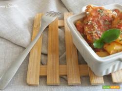 Merluzzo e patate in guazzetto di pomodoro