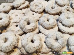 Biscotti con farina di orzo, impastati col CuCo Moulinex