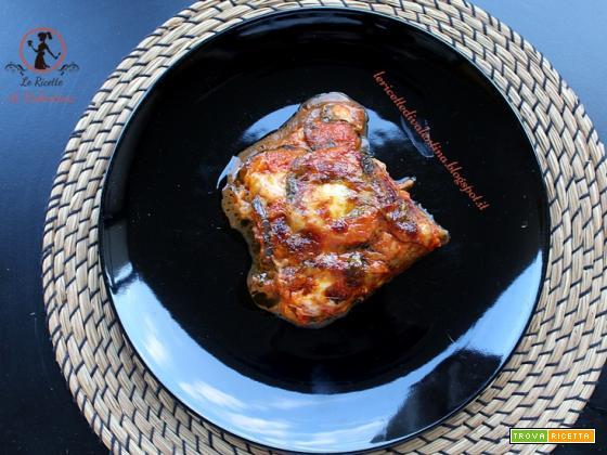 La DILETTA Parmigiana: ricetta molto semplificata di un grande classico, perfetta per in non avvezzi ai fornelli.