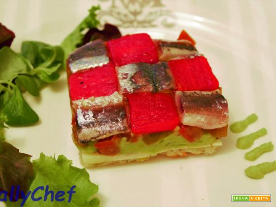 avocado sardine e ostriche, doppio rendez-vous
