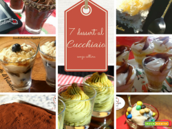 7 dessert al cucchiaio senza cottura