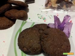 Biscotti simil Gran Cereale al cacao.