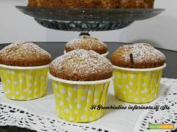 Muffin al latte di riso