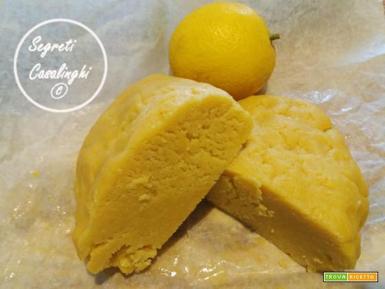 pasta frolla limone