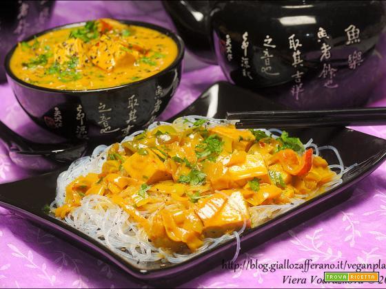 Vermicelli Oriental Express e curry