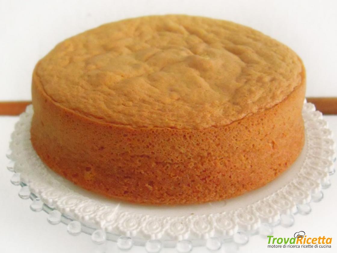 Ricetta Per Pan Di Spagna Senza Fecola Di Patate.Pan Di Spagna Senza Glutine Ricetta Trovaricetta Com