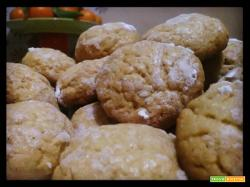 Biscotti alle arance vegan e buonissimi