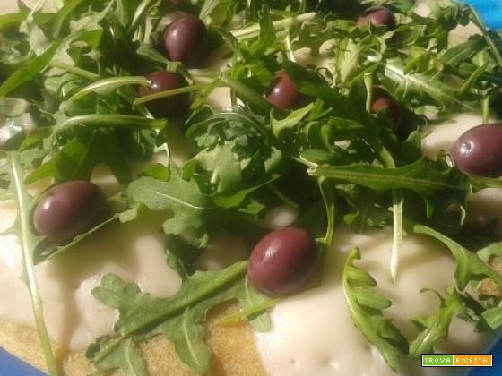Pancake salato