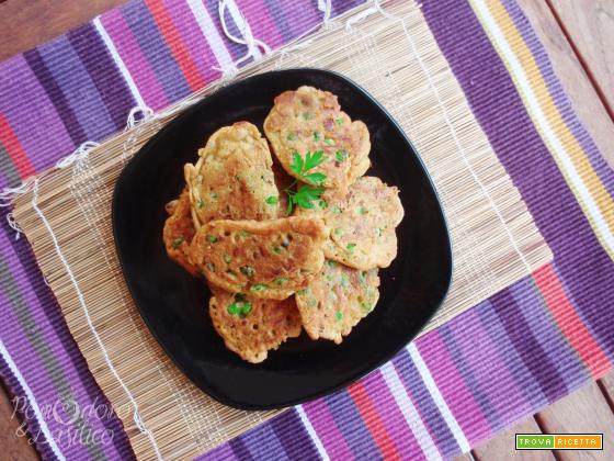 Mini frittate di verdure