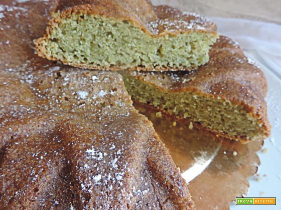 Torta gelato al pistacchio (solo tre ingredienti)