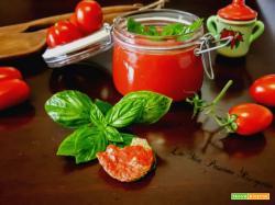 Salsa fresca al pomodoro bimby TM5