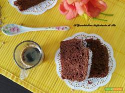 Plumcake cocco e lenticchie