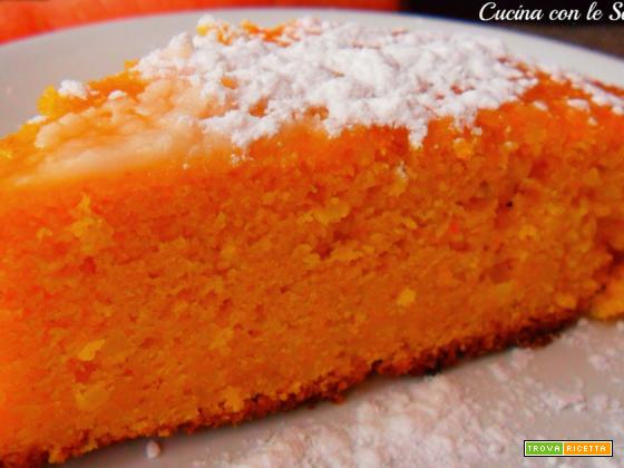 Torta Camilla di carote