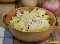 Insalata di patate e tonno – Ricetta microonde