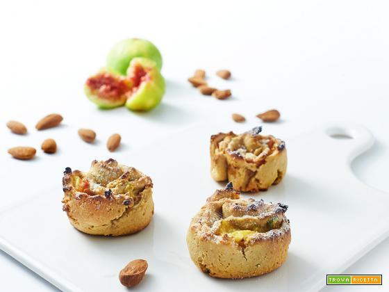 girelle senza glutine ai fichi e mandorle