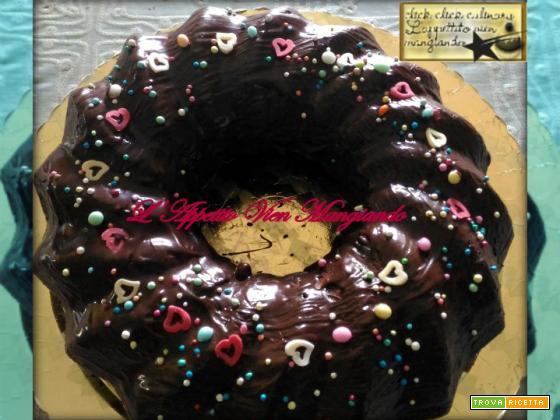 Ciambella al Cioccolato Golosa…