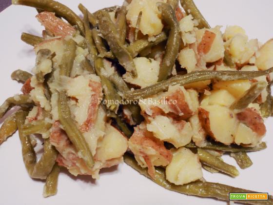 Patate e fagiolini