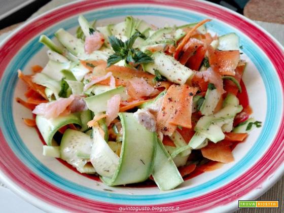 Mr Ripley's salad