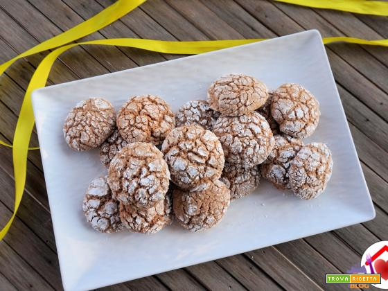 Biscotti morbidi senza glutine