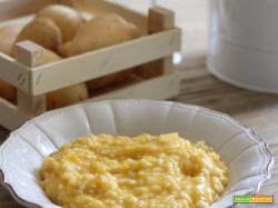 Risotto zucca e patate