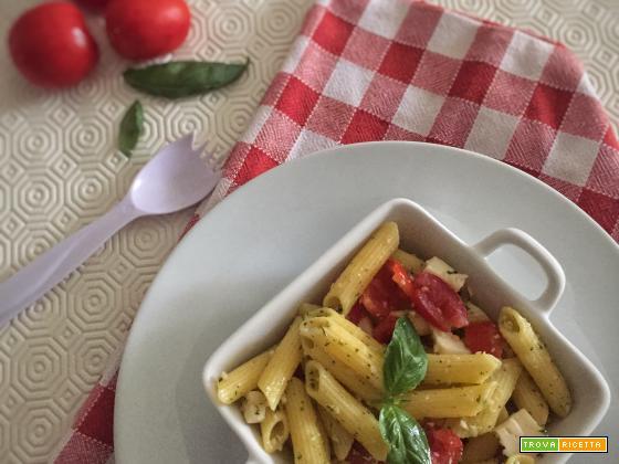Insalata di pasta, ricetta veloce