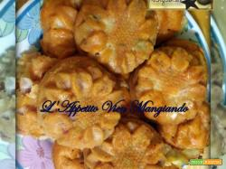 Muffin al sapore di Pizza Finger Food