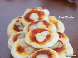 Pizzette al Latte (senza lievitazione)