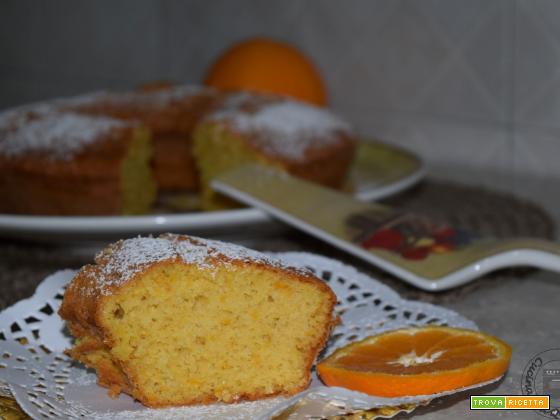 Ciambella ai mandarini