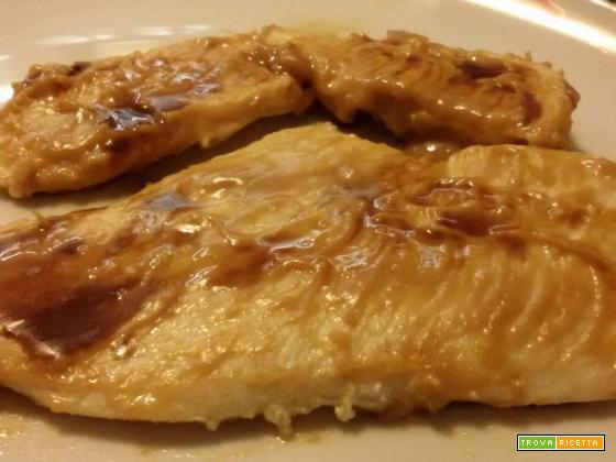 Pollo al burro di arachidi (da Masterchef)