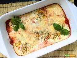 Uova al forno con pomodori, mozzarella e…