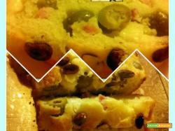 Plumcake Senza Glutine con Pistacchi e Olive…
