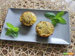 Tortini broccoli e tonno – ideali per accompagnare l'aperitivo