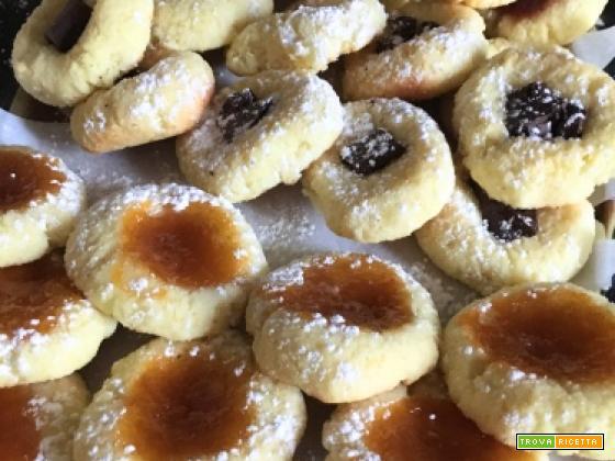 I dolcetti al cocco della mamma