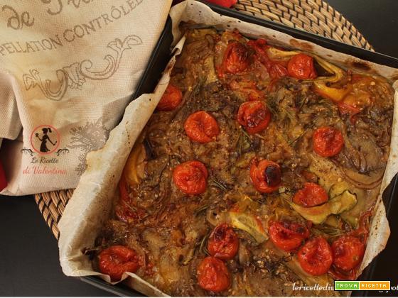 Ratatouille al forno