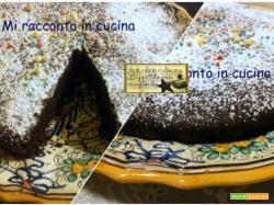 Torta al cioccolato senza Burro e Uova senza forno con il metodo Amc
