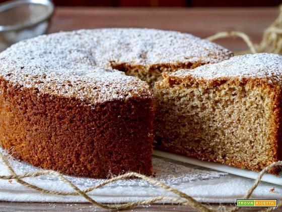 Torta Soffice al Grano Saraceno