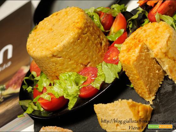 Anacardino speziato – formaggio vegano