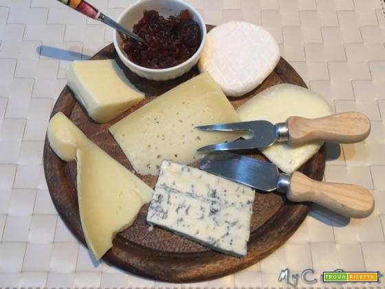 Marmellata di cipolle rosse con il CuCo Moulinex (agrodolce per formaggi)