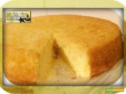 Torta Al limone Soffice  con il metodo Amc Senza forno!!