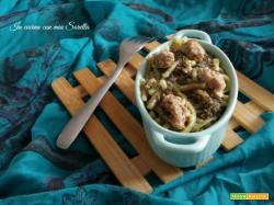 Gramigna con salsiccia e tartufo estivo