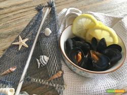 Cozze all'istriana … ricetta dello chef