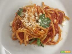Spaghetti alla Corte d'Assise, ricetta calabrese
