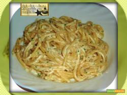 Spaghetti Alla Robiola Fast Food