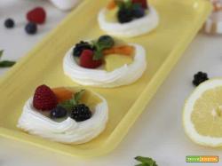 Pavlova : un dolce dalla storia affascinante